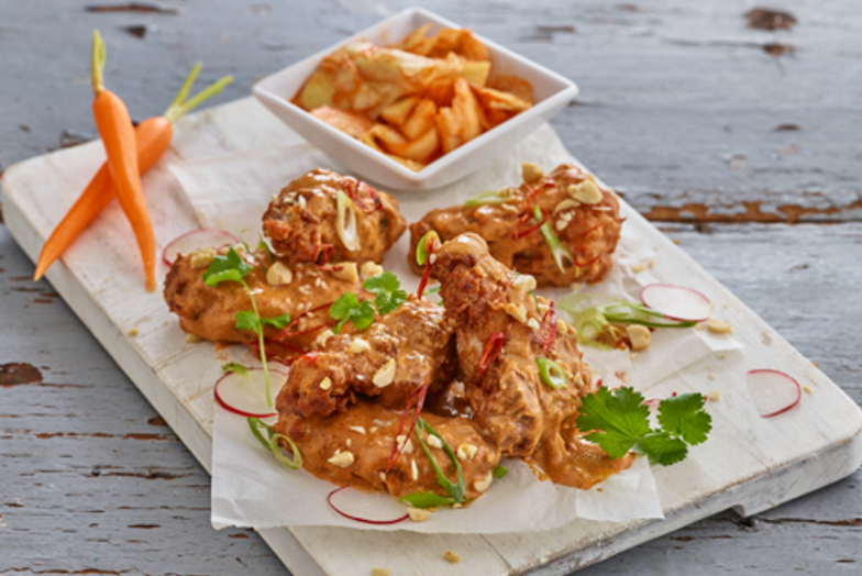 Recipes index crispchickenwings