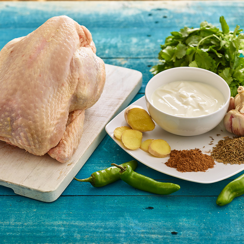 Article card chargrilledchillchickeningredient