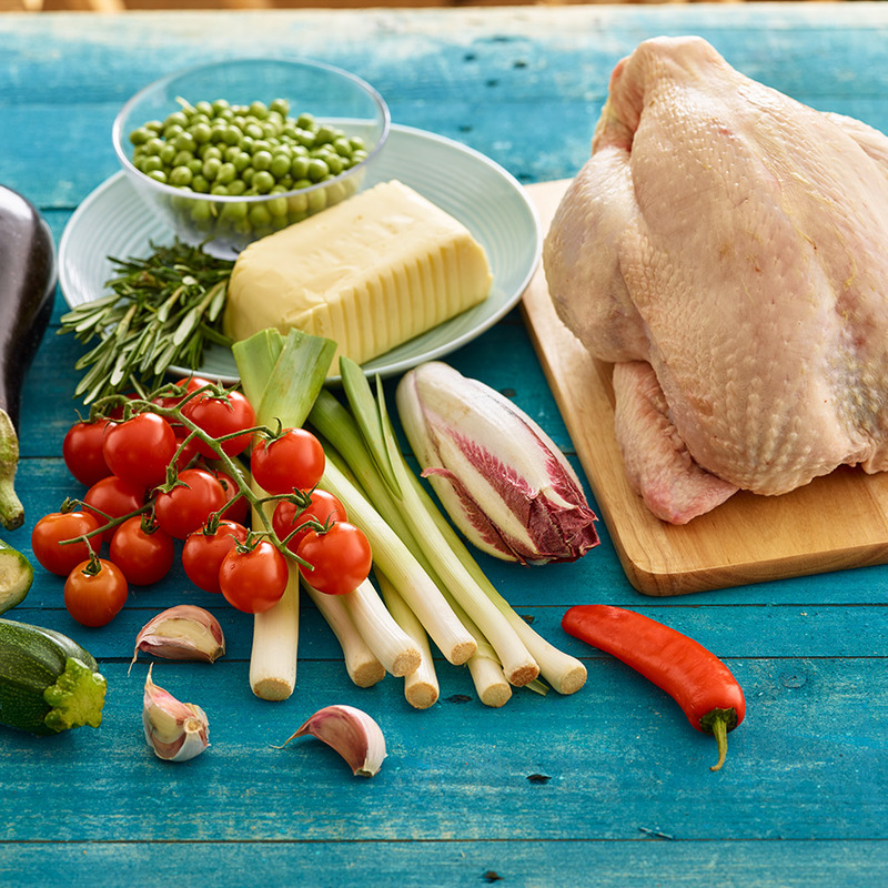 Article card roastchickenrosemarygarlicbutteringredient