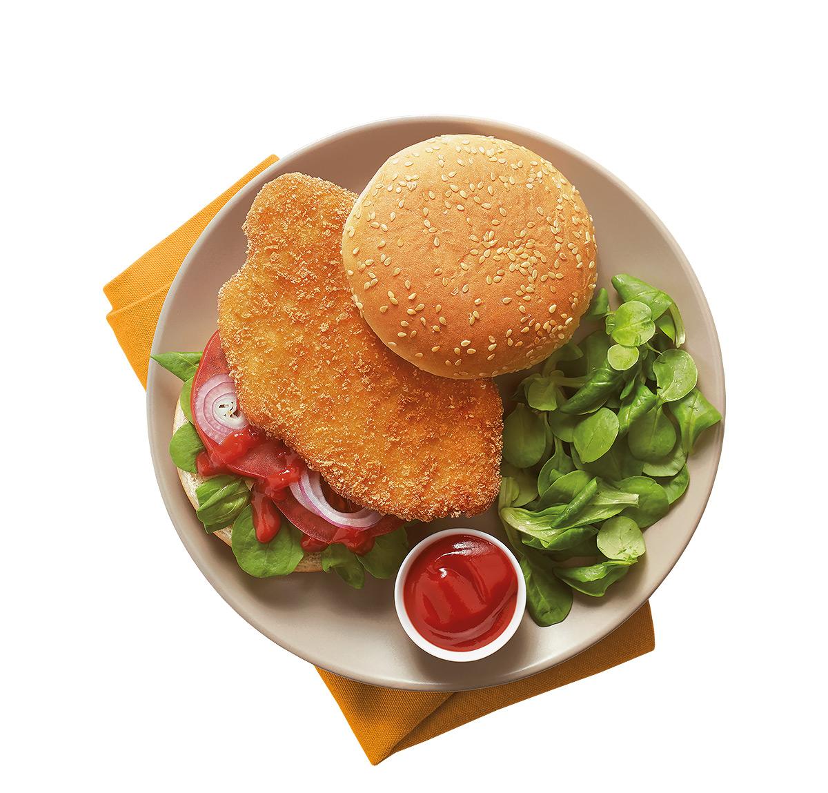456039 coated chicken cutlet 2kg hr